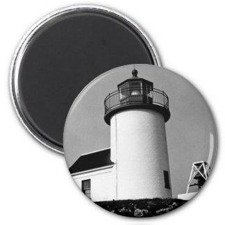 Curtis Island Lighthouse Refrigerator Magnets