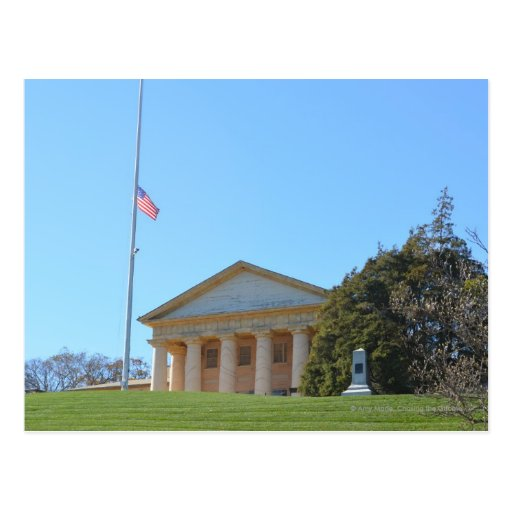 Curtis-Lee Mansion (Arlington House) Postcard