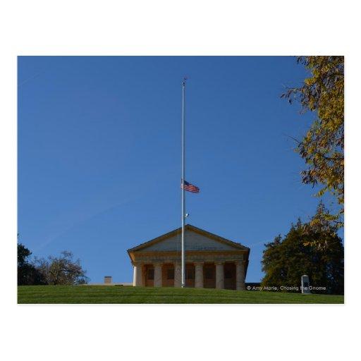 Curtis-Lee Mansion (Arlington House) Post Cards