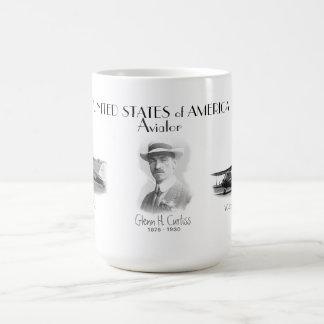 Curtiss Basic White Mug