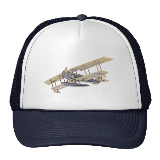 Curtiss Float Plane Hats