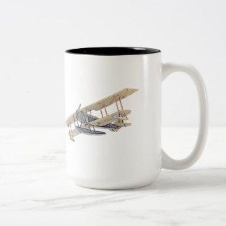 Curtiss Float Plane Coffee Mugs