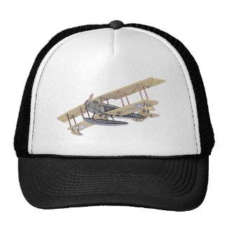 Curtiss JN-4 Jenny Float Plane Trucker Hat