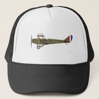 Curtiss JN-4 Jenny Trucker Hat