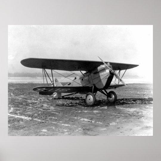 Curtiss P-1 Hawk Poster