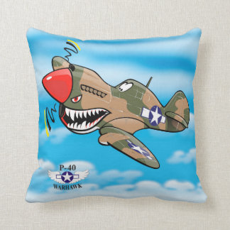 Curtiss P-40 warhawk Cushion