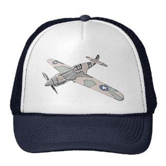Curtiss P-40 Warhawk Hats