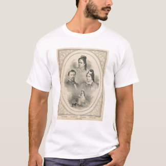 Curtiss & Todd family portraits T-Shirt