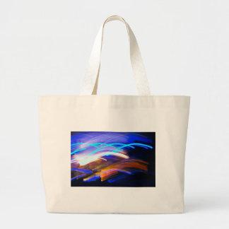 Curvaceous Color Canvas Bag