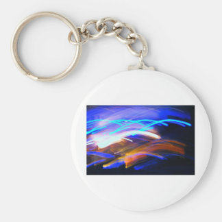 Curvaceous Color Keychains