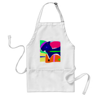 Curvaceous Eye Box Tool Lunch Apron