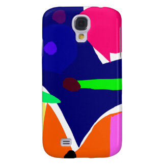 Curvaceous Eye Box Tool Lunch Galaxy S4 Case