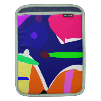 Curvaceous Eye Box Tool Lunch iPad Sleeves