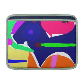 Curvaceous Eye Box Tool Lunch MacBook Sleeves