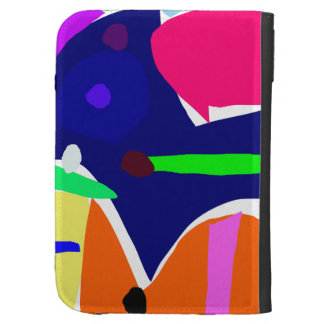 Curvaceous Eye Box Tool Lunch Kindle Folio Case
