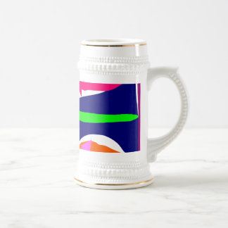 Curvaceous Eye Box Tool Lunch Coffee Mug