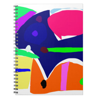 Curvaceous Eye Box Tool Lunch Spiral Note Books