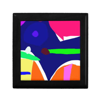 Curvaceous Eye Box Tool Lunch Small Square Gift Box