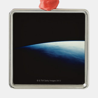 Curve of a Planet Christmas Ornament