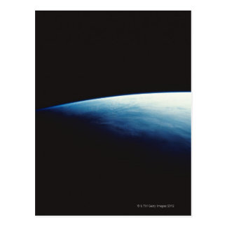 Curve of a Planet Postcards