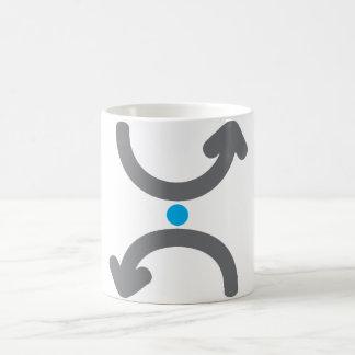 Curved Arrows Mug