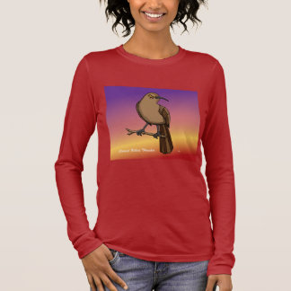 Curved Billed Thrasher rev.2.0 Shirts and tops