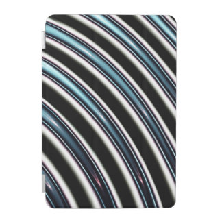 Curved Lines Close Up Of A Fractal iPad Mini Cover