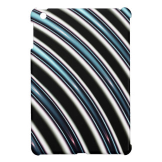 Curved Lines Close Up Of A Fractal iPad Mini Covers