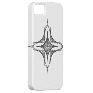 Curved Lines Phone Case