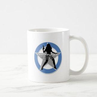 CURVED SPACE Coffee Mug