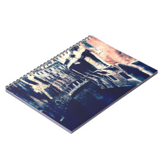Curving Canals of Venice Notebooks