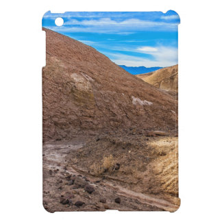 Curving Riverbed at Zabriskie Point. Case For The iPad Mini