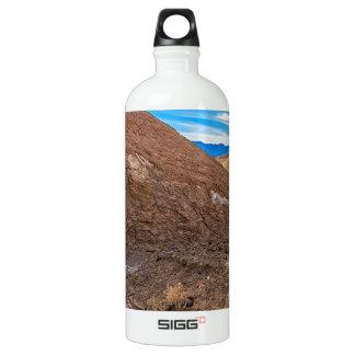 Curving Riverbed at Zabriskie Point. SIGG Traveller 1.0L Water Bottle
