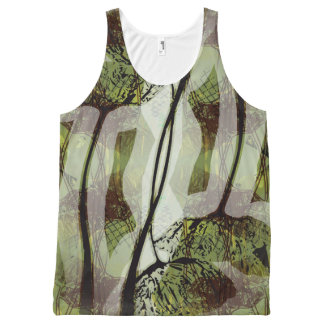 Curvings All-Over Print Tank Top