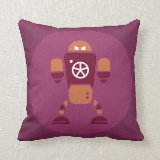 Cushandroid battlebot cushion