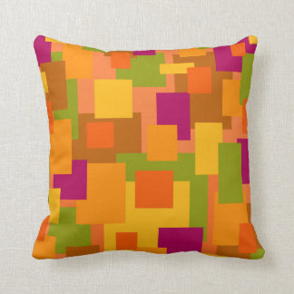 Cushion - Autumn Patch Art on both sides