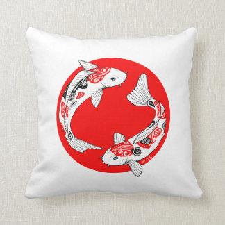 Cushion carpus koi Japan Pillow koi Japan
