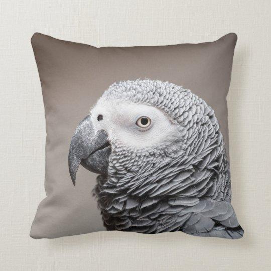 Cushion Congo African Grey Gray Parrot