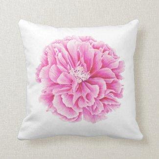 Cushion - Floral Peony Design