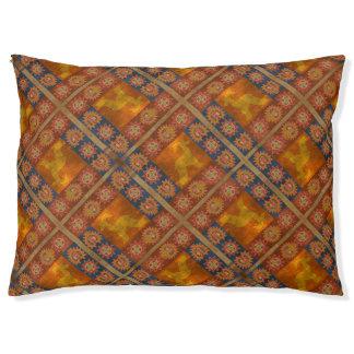Cushion for Afghan hound