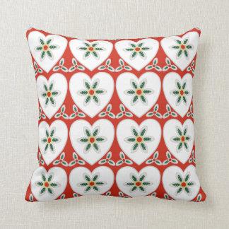 Cushion for new home, winter season and christmas