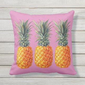 Cushion - Fruit Pineapple Design
