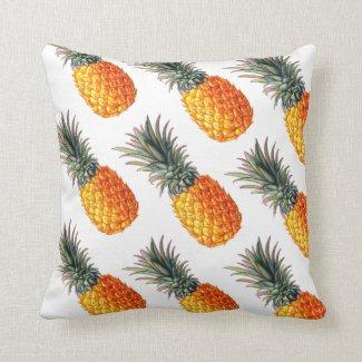 Cushion - Fruit Pineapple Design Design