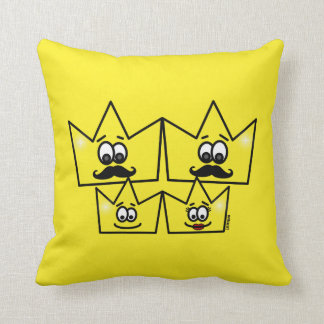 Cushion - Gay Family Men - Reis