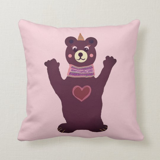 Cushion Kids Bear