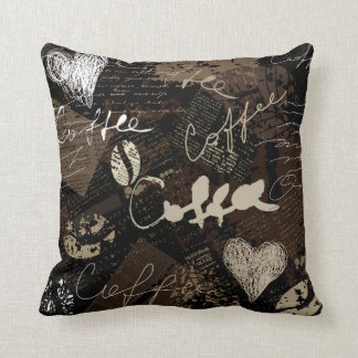 Cushion Love Coffee