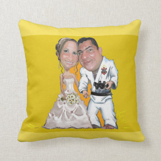 CUSHION MARRIAGE SOUVENIRS