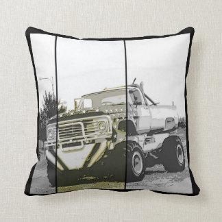 Cushion Monster Truck