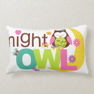 Cushion Night Owl