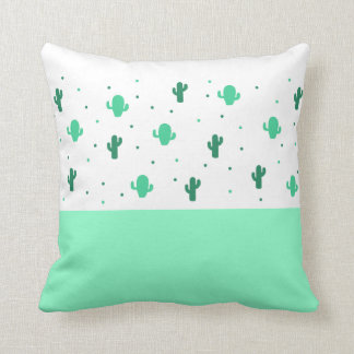 Cushion of cactus
